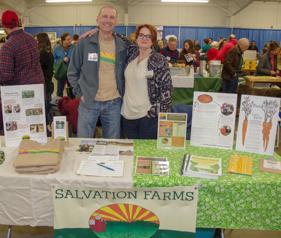 Buy Local Market Vendors Vermont Farm Show